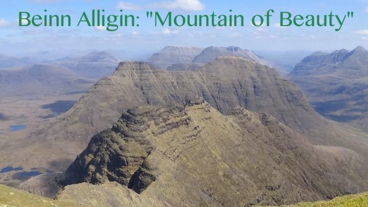 Six days in Torridon, Part 1: Beinn Alligin