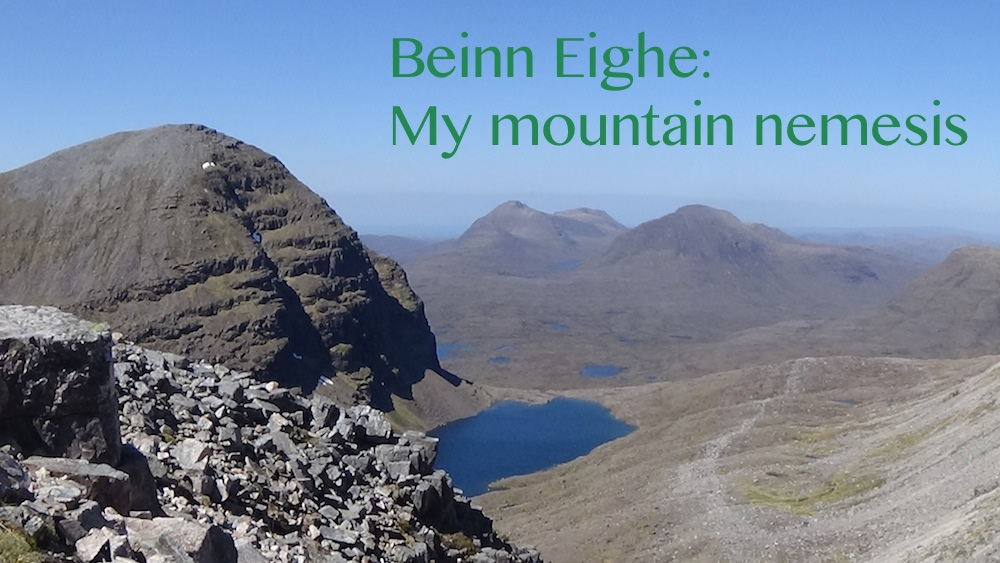 Six days in Torridon, Part 2: Beinn Eighe