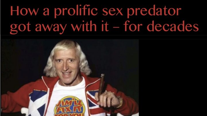 What the Jimmy Savile episode can teach us about cognitive dissonance