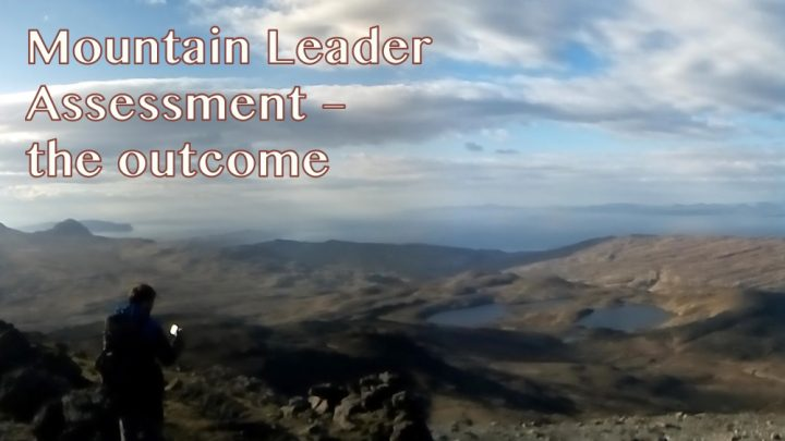 Mountain Leader assessment on Rum – the outcome